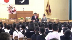 190409美咲野小入学式